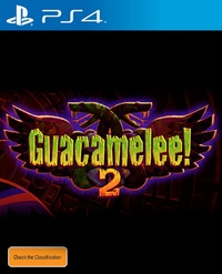 Guacamelee 2 for PS4
