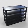 Battle Foam: Magna Rack Medium Kit - For Bravo