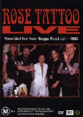 Rose Tattoo - Jaihouse Rock: Live on DVD