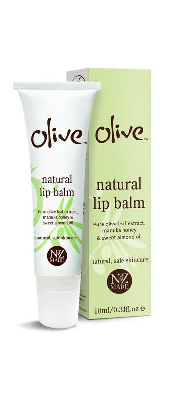 Olive 100% Natural Lip Balm (10ml)