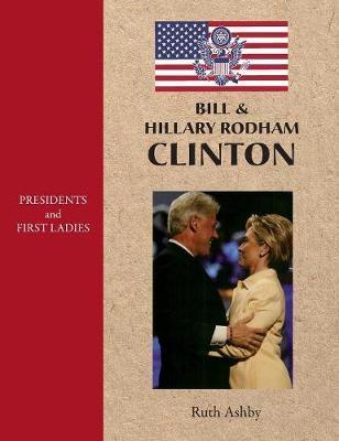 Bill & Hillary Rodham Clinton by Ruth Ashby image