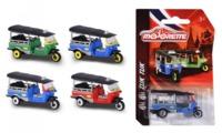 Majorette: Diecast Toy TukTuk - (Assorted Designs)