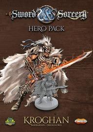 Sword & Sorcery: Hero Pack – Kroghan the Barbarian/Dreadlord