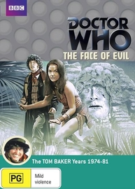 Doctor Who: The Face of Evil on DVD