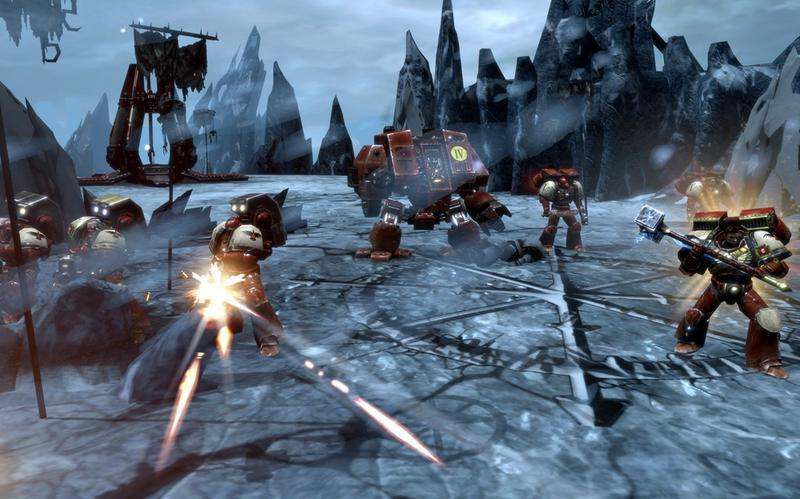Warhammer 40000: Dawn of War II Gold Edition for PC Games image