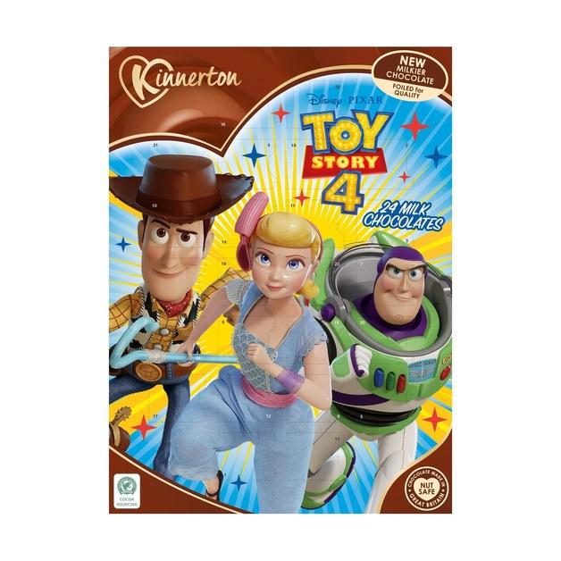 Kinnerton Toy Story 4 Calendar