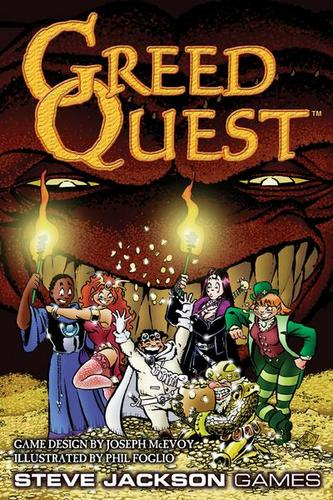 Greed Quest image