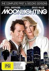Moonlighting - Complete Season 1 And 2 (5 Disc Set) on DVD