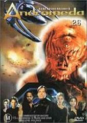 Andromeda 2.6 on DVD