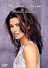 Shania Twain - Platinum Collection on DVD