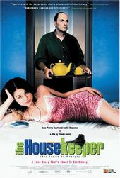 The Housekeeper on DVD