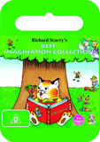 Richard Scarry: Best Imagination Collection DVD