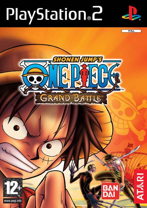 Shonen Jump's One Piece Grand Battle for PlayStation 2