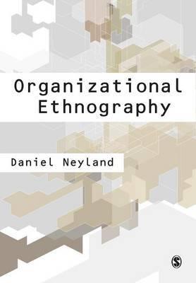 Organizational Ethnography by Daniel Neyland image