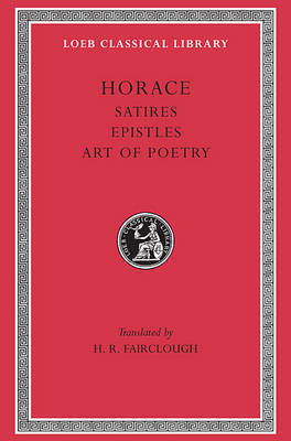 Satires by Horace image