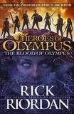 The Blood of Olympus: Book 5 by Rick Riordan