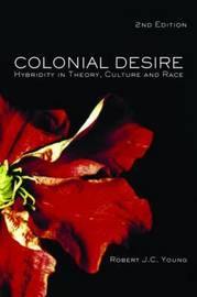 Colonial Desire by Robert Young image