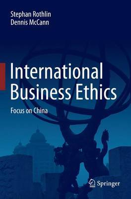 International Business Ethics by Stephan Rothlin image