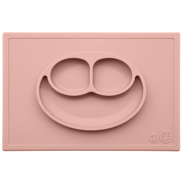EZPZ Happy Mat - Blush