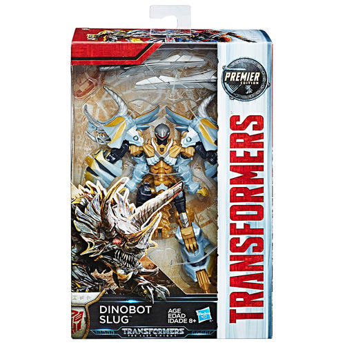 Transformers: The Last Knight - Premier Edition Deluxe Dinobot Slug