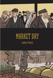 Market Day by James Sturm image