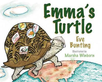 Emma's Turtle by Eve Bunting image