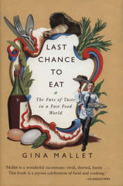 Last Chance to Eat by Gina Mallet image