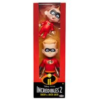 Incredibles 2: Champion Figures - Dash & Jack-Jack