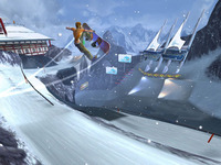 SSX 3 for Xbox