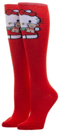 Hello Kitty - Knee High Socks