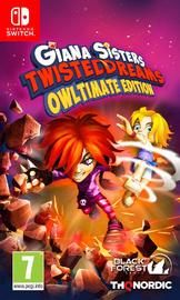 Giana Sisters: Twisted Dreams Owltimate Edition for Switch