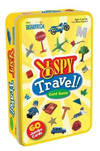 I Spy: Travel Tin - Card Game