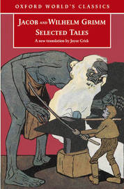 Selected Tales by Jacob Grimm image