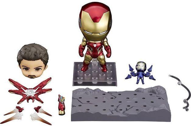 Avengers: Iron Man Mark 85 (Endgame Ver. DX) - Nendoroid Figure