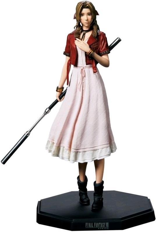 Final Fantasy VII Remake: Aerith Gainsborough - Statuette