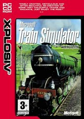 Microsofts Train Simulator for PC
