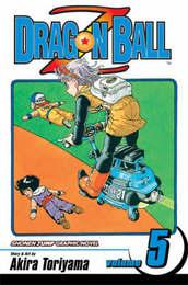 Dragon Ball Z: v. 5 by Akira Toriyama image