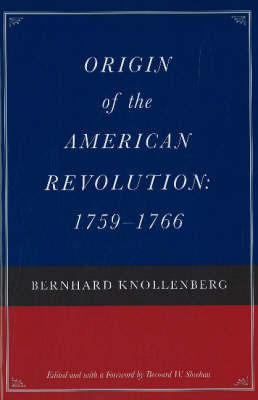 Origin of the American Revolution