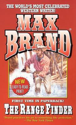 The Range Finder by Max Brand