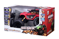 Maisto - RC Rock Crawler Monster Truck 3XL - Red