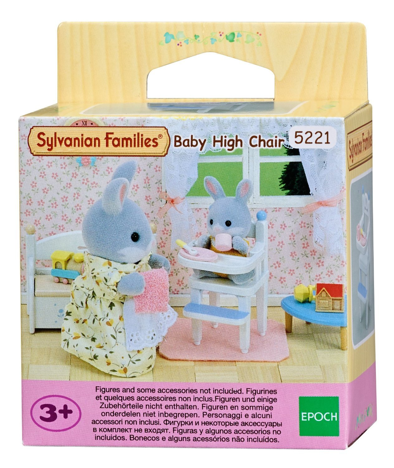 Sylvanian Families: Baby High Chair image