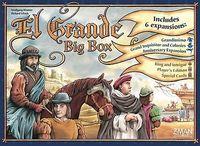 El Grande Big Box - Board Game