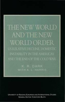 The New World and the New World Order by K.R. Dark image