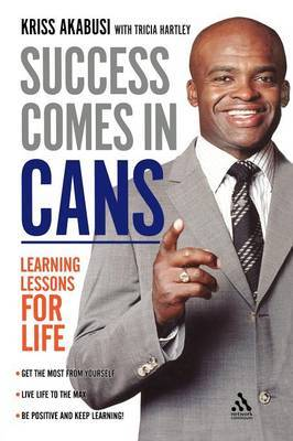 Success Comes in Cans: Learning Lessons for Life by Kriss Akabusi image