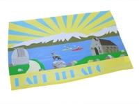 Tea Towel - Lake Tekapo (76cm)