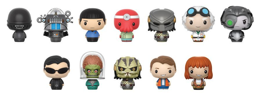 Science Fiction: Pint Size Heroes - Mini-Figure (Blind Box) image
