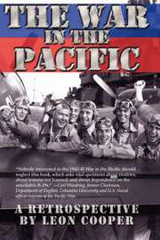 The War in the Pacific by Leon Cooper image