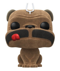 Inhumans - Lockjaw (Flocked Ver.) Pop! Vinyl Figure