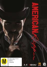 American Ripper on DVD