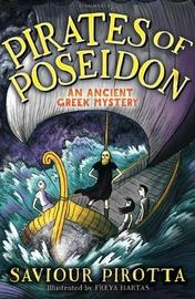 Pirates of Poseidon: An Ancient Greek Mystery by Saviour Pirotta